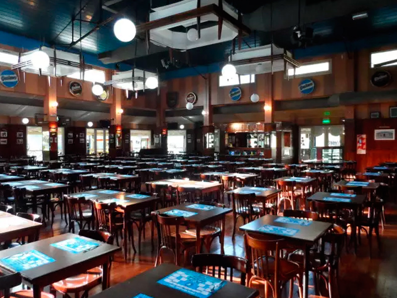 El Parque de la Cervecería LaNocheDeQuilmes.com
