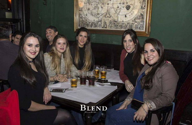 blend 29 LaNocheDeQuilmes.com