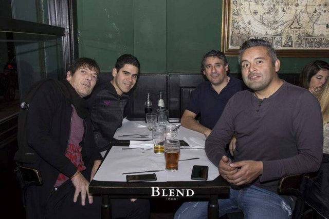 blend Jueves 16
