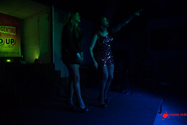 cronos Cena Show Locas con Glamour y Stand Up 31