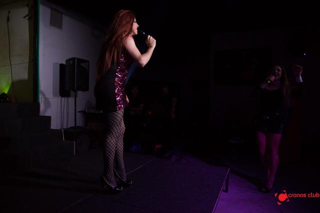 cronos Cena Show Locas con Glamour y Stand Up 32