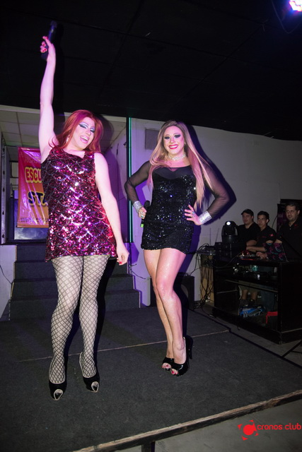 cronos Cena Show Locas con Glamour y Stand Up 46