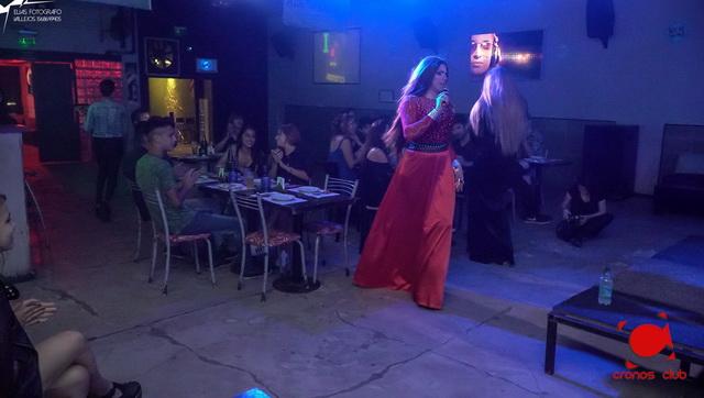 cronos Cena Show Diosas con Glamour 3