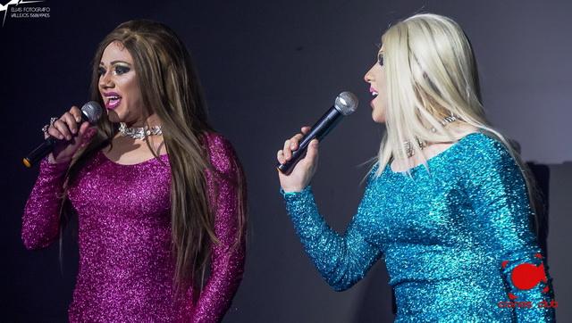 cronos Cena Show Diosas con Glamour 35