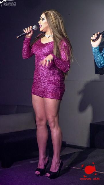 cronos Cena Show Diosas con Glamour 38