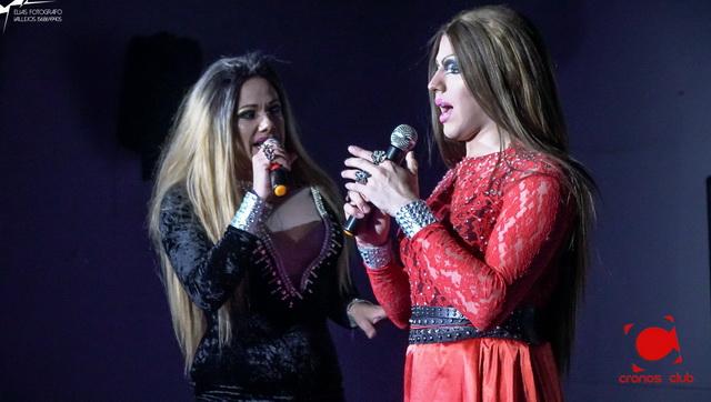 cronos Cena Show Diosas con Glamour 4