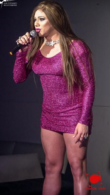 cronos Cena Show Diosas con Glamour 41