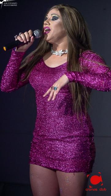 cronos Cena Show Diosas con Glamour 44
