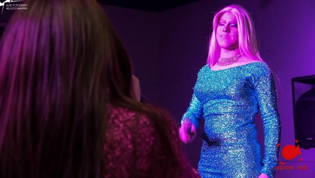 cronos Cena Show Diosas con Glamour 47