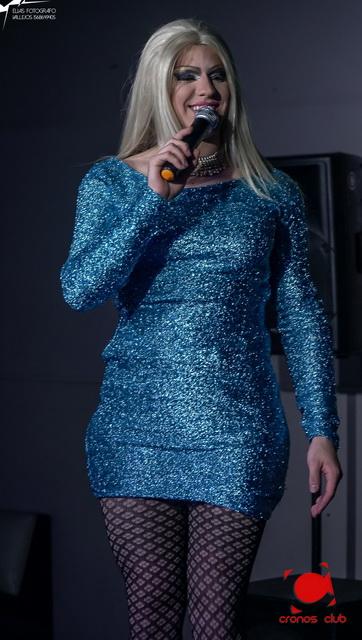 cronos Cena Show Diosas con Glamour 48