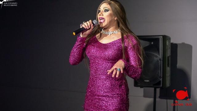 cronos Cena Show Diosas con Glamour 54