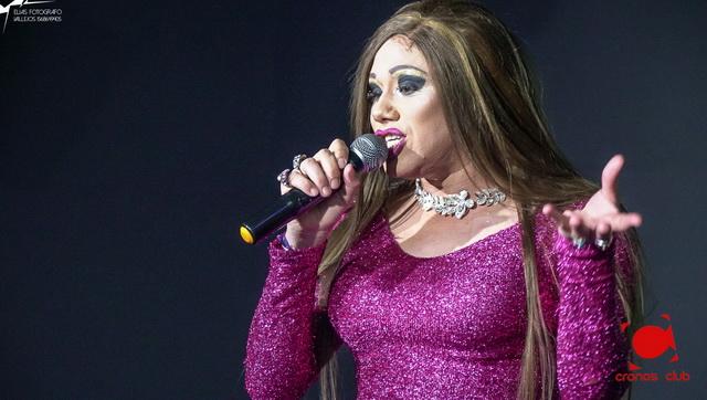 cronos Cena Show Diosas con Glamour 56