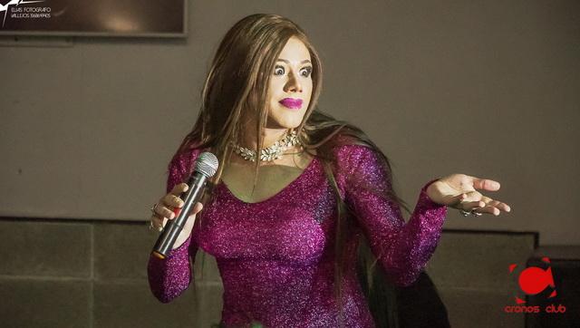 cronos Cena Show Diosas con Glamour 57
