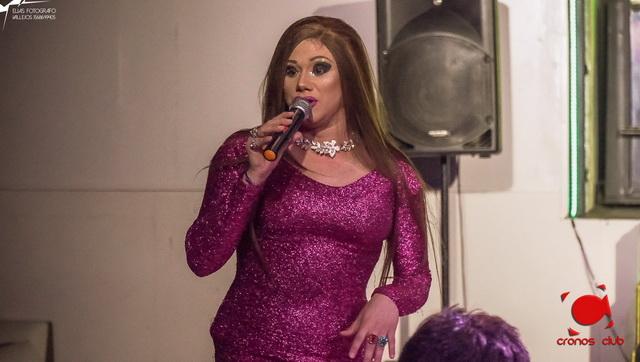 cronos Cena Show Diosas con Glamour 58