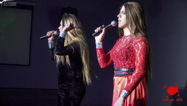 cronos Cena Show Diosas con Glamour 6