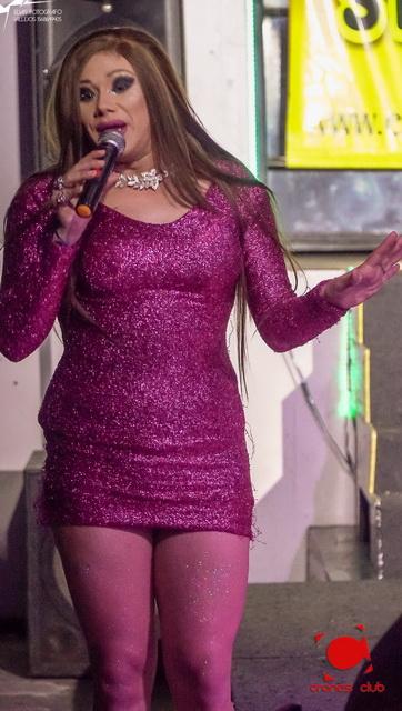cronos Cena Show Diosas con Glamour 60