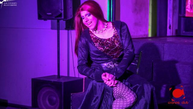 cronos Cena Show Diosas con Glamour 63