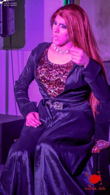 cronos Cena Show Diosas con Glamour 65