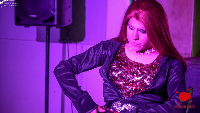 cronos Cena Show Diosas con Glamour 66