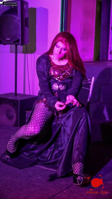 cronos Cena Show Diosas con Glamour 68
