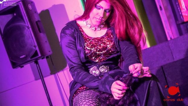 cronos Cena Show Diosas con Glamour 70