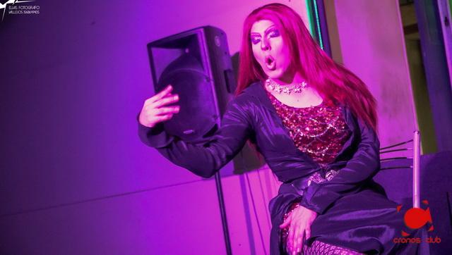 cronos Cena Show Diosas con Glamour 71