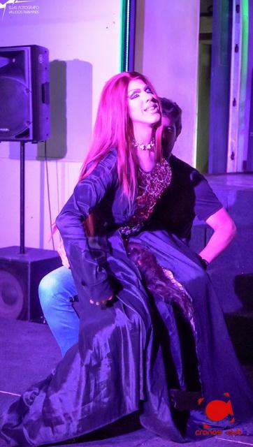 cronos Cena Show Diosas con Glamour 72