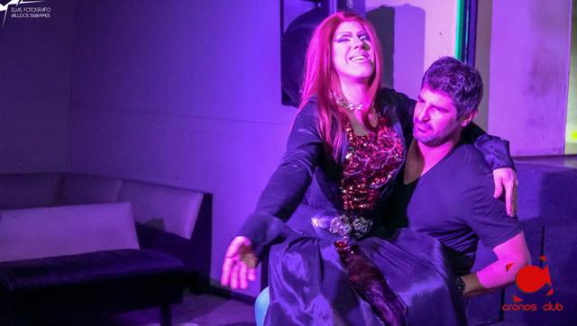 cronos Cena Show Diosas con Glamour 73