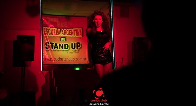 cronos Cena Show y Stand Up 25