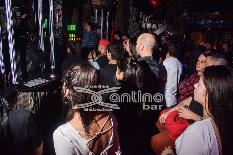 xantino Jueves karaoke 27