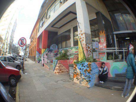 Escuela Municipal de Bellas Artes, Carlos Morel